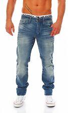 JACK & JONES - MIKE ORIGINAL GE616 - Comfort Fit - Blau Herren Jeans Hose