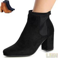 Chaussures Bottines Pour Femmes Bottines Bottes Bottines Escarpins Talon En Bloc