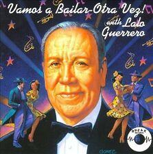 NEW Vamos A Bailar-Otra Vez with Lalo Guerrero (Audio CD)