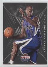 2011-12 Past & Present Redemption Draft Picks 5 Thomas Robinson Sacramento Kings