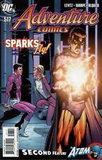 Adventure Comics #517 Legion of Super Heroes Comic Book