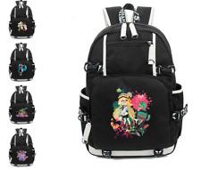 Game Splatoon Backpack Teenagers Children School bag Mochila Laptop Travel bag