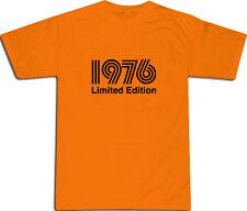 1976 Limited Edition Cool T-Shirt S-XXL # Arancione