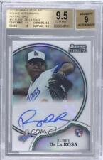 2011 Bowman Sterling #16 Rubby De La Rosa BGS 9.5 Los Angeles Dodgers Auto Card