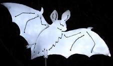 Bat Halloween Metal Garden Art Stake Vampire Dracula Lawn Yard Ornament Spike