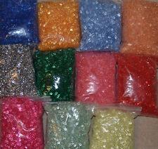 Decoración de MESA Boda Diamantes LLUVIA CRISTALES (8mm-2 quilates ), Gran Valor