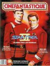 Cinefantastique Vol.22 # 5 (Star Trek VI) (USA, 1992)