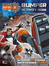 Generator Rex Bumper Activity Book, New,  Book