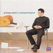 """Andreas Scholl - Robert Dowland's """"A Musicall Banquet"""", Edin Karamazov, Marcus M"""
