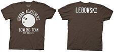 The Big Lebowski Urban Achievers Bowling Shirt Licensed Movie Adult T Shirt