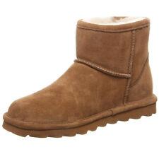Bearpaw Alyssa Ladies Winter Boot Sheepskin Boots Boots 2130W Hickory II