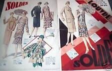 """CATALOGUE """" AU LOUVRE """" 1923"""
