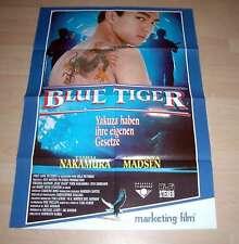 Filmposter A1 Neu Plakat Blue Tiger - Virginia Madsen