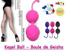 Boule de Geisha Violente Kegel Ball Silicone Sex toys Sextoy Vaginale 3 couleurs