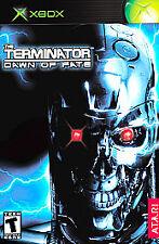 Terminator: Dawn of Fate - Original Xbox Game -NEW SEALED