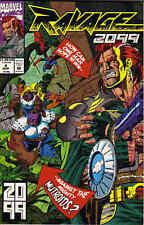 RAVAGE 2099 US MARVEL COMIC VOL.1 # 4/'93