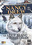 Nancy Drew White Wolf of Icicle Creek PC DVD
