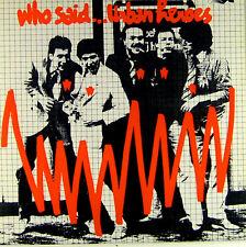 LP Schallplatte Urban Heroes Who Said ...Urban Heroes