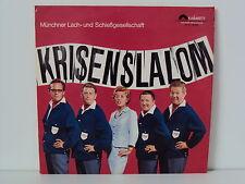 """SLALOM DE KRIS MÜNCHNER LACH- ET SOCIÉTÉ DE TIR 12"""" LP (L6800)"""