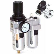 Luftfilter Wasserabscheider Druckluftfilter Druckminderer Filterdruckminderer