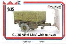 CL 350ARM LMV (trailer w/canvas for Iveco LMV) 1/35
