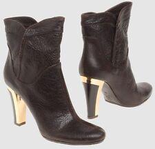 NIB FABI Italy Ankle Boots Size 8.5(US) or 38 1/2(EU)