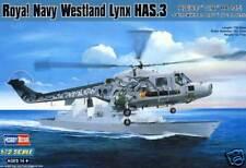 Hobby Boss - Royal Navy Westland Lynx HAS.3 - 1:72 NEU OVP Modell-Bausatz Kit
