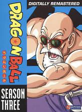 DragonBall: Season Three (DVD, 2010, 5-Disc Set)