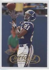 1998 Fleer Tradition #63 Eric Metcalf San Diego Chargers Arizona Cardinals Card
