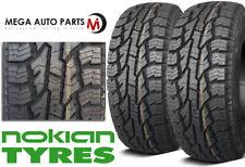 2X Nokian Rotiiva AT Plus LT315/70R17 121/118S D8 All Terrain Performance Tires