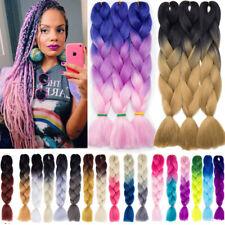 Crochet Hair Jumbo Twist Braids For Synthetic Updo Braiding Hair Extensions PT7