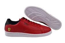 Puma SF Match Ferrari Schuhe Sneaker rosso corsa puma black white 306002 01