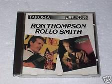 CD - RON THOMPSON & ROLLO SMITH - TAKOMA - PLUS ONE