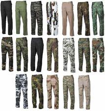 US KAMPFHOSE BDU Feldhose Canvas Baumwolle Hosecamouflage camo Army Bundeswehr