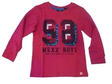 MEXX Niños Camisa Ceriza talla 98/104 110/116 122/128 134/140 146/152