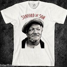 Fred Sanford, T-shirt, Sanford and son, black history, school daze, Red Foxx