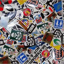 10 Mix Lot de autocollants, 10 Random skate stickers