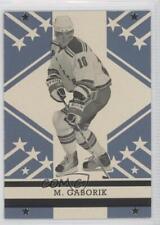 2011-12 O-Pee-Chee Retro #362 Marian Gaborik New York Rangers Hockey Card