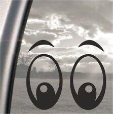 Cartoon Eyes Laptop Macbook Car Motorbike Vinyl Sticker Graphic Decal Funny