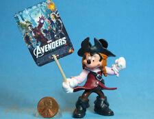 Disney Resort Hong Kong Mickey Maus PIRATES OF THE CARIBBEAN Figur Modell N76
