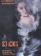 Sticks DVD, Leo Rossi, Lillo Brancato in Like NEW Condition | Free Fast Shipping