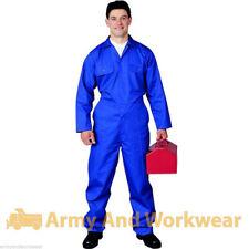 Erwachsene Pro Overall Schutzanzug Monteuranzug Tuff Arbeitskleidung Blaumann