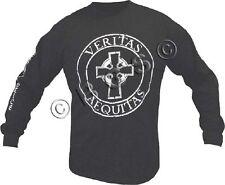 Veritas Aquitas Boondock Saints Prayer Black L/S t-shirt Truth & Justice S-3X