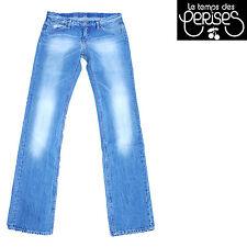 LE TEMPS DES CERISES Jeans femme taille basse regular WASH