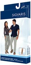 Sigvaris 230 Cotton Series 20-30 mmHg Men's Casual Knee High