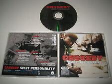 CASSIDY/SPLIT PERSONALITY(J RECORDS/BMG 82876-57018-2) CD ALBUM