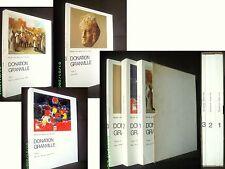 """""""DONATION GRANDVILLE"""" 3 tomes Peinture Dessin Sculpture MUSEE BEAUX ARTS DIJON !"""