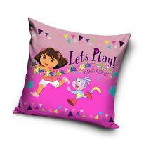 Dora and Friends Nickelodeon Kissenbezug Kissenhülle Pillowcase 40 x 40 CM