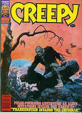 Creepy # 128 (Luis Bermejo) (Warren Mag, USA, 1981)