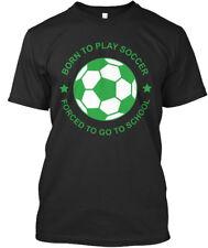 Soccer Premium Tee T-Shirt